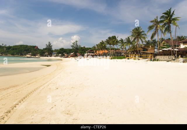 Haad rin bay view