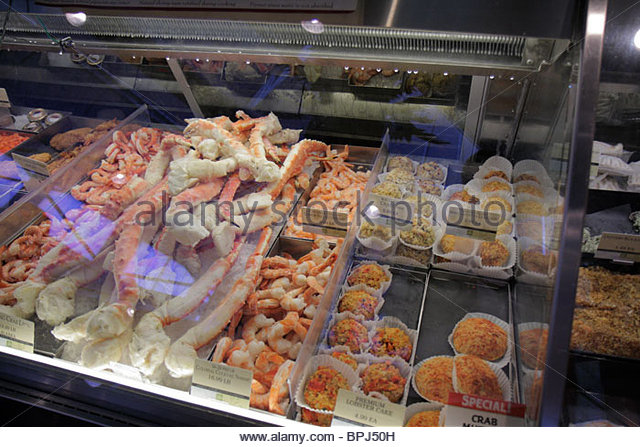 Fish cooler stock photos fish cooler stock images alamy for Fish store miami
