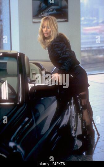 Rosanna Arquette / Crash / 1996 / directed by David Cronenberg / Alliance Communications Corporation - Stock Image