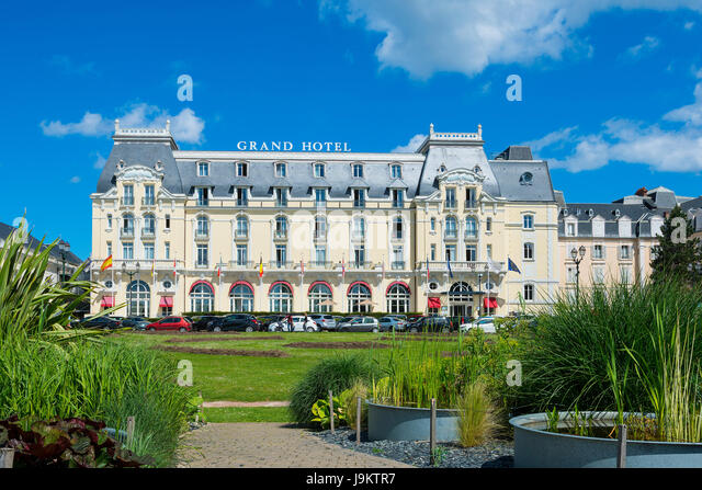 Grand Hotel Cabourg Proust