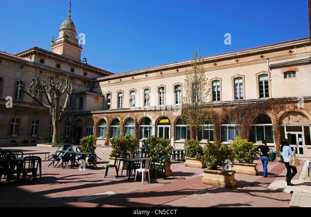 Normal school stock photos normal school stock images for Aix en provence bouches du rhone
