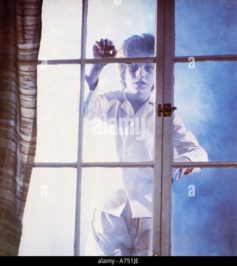 SALEM'S LOT : THE MOVIE 1979 Warner film - Stock Image