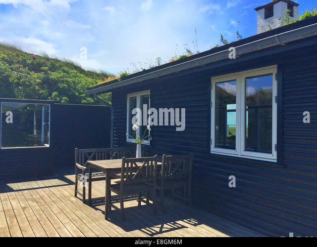 Terrace stock photos terrace stock images alamy for Danish terrace
