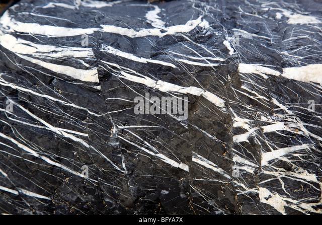 Pink Green Granite Vein Rocks Mineralienatlas Lexikon
