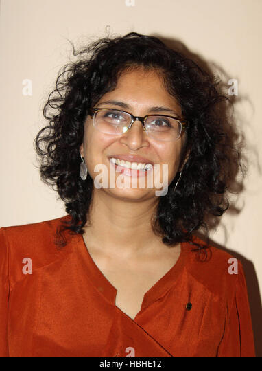 Bollywood director & producer Kiran Rao unveils first look of film Dhobhi Ghat in Mumbai on November 17, 2010. - Stock-Bilder