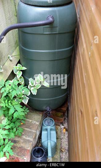 saving rainwater stock photos saving rainwater stock. Black Bedroom Furniture Sets. Home Design Ideas