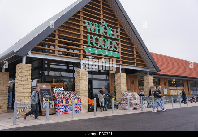 Whole Foods Market Piccadilly Cafe