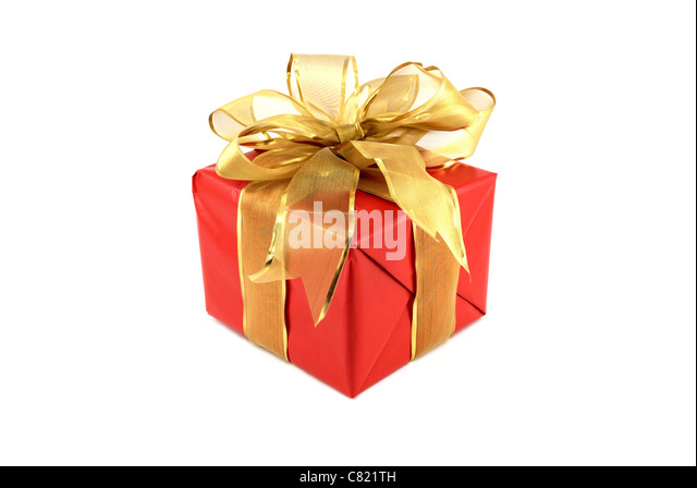 red-gift-wrapped-package-isolated-on-whi