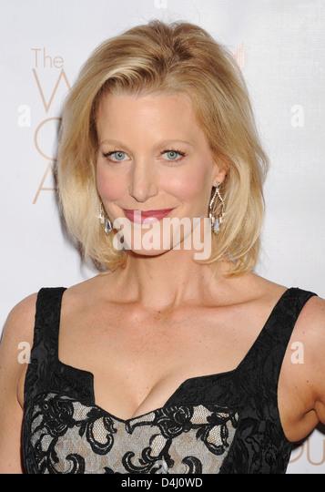 ANNA GUNN  US film actress in February 2013. Photo Jeffrey Mayer - Stock Image