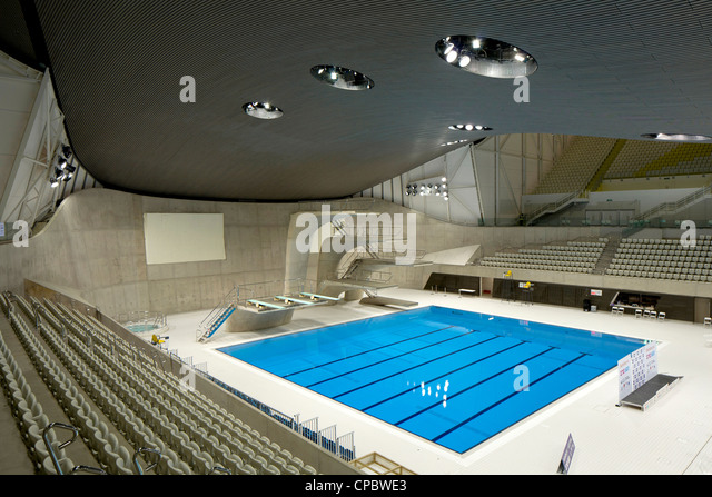 Olympic Swimming Pool Indoor Stock Photos Olympic Swimming Pool Indoor Stock Images Alamy