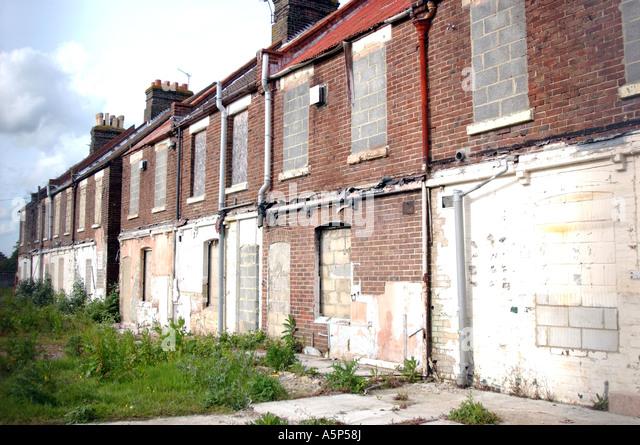 British Property Realtors Stock Photos British Property