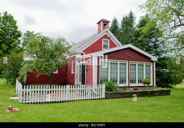 Country home - Stock Image