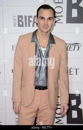 Henry Lloyd-Hughes at the British Independent Film Awards 2015 in London - Stock Image