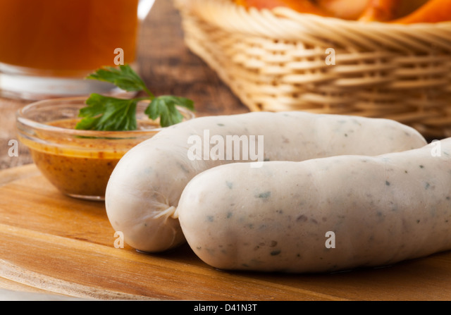 how to cook bavarian sausage