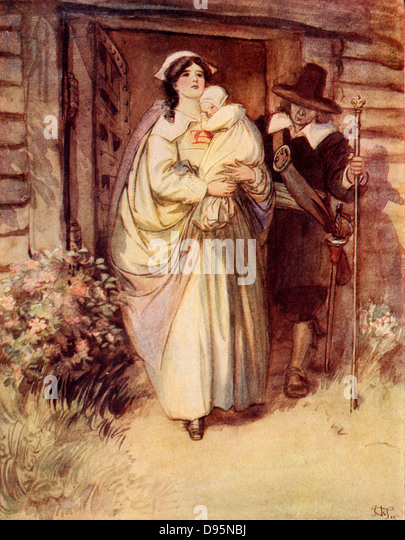 the punishment in the scarlet letter a novel by nathaniel hawthorne Free essay: the use of symbols in nathaniel hawthorne's the scarlet letter throughout the novel, the scarlet letter, the author, nathaniel hawthorne uses a.