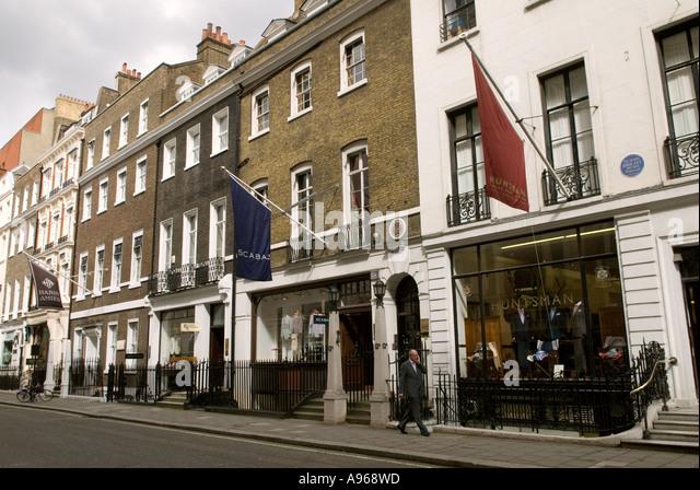Bespoke Tailoring London Stock Photos & Bespoke Tailoring ...
