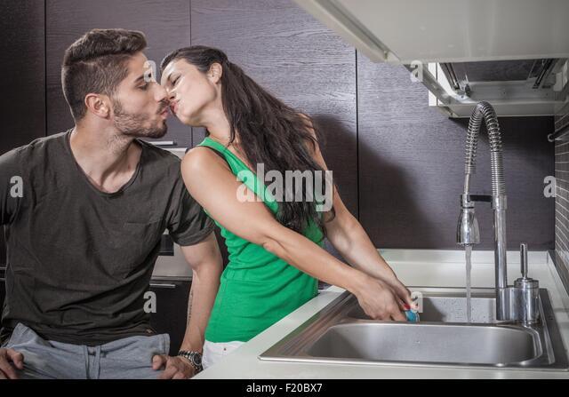 harem sperm into her fertile vagina