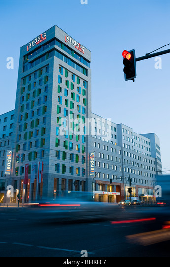 Andel Hotel Landsberger Allee  Berlin D  Germany