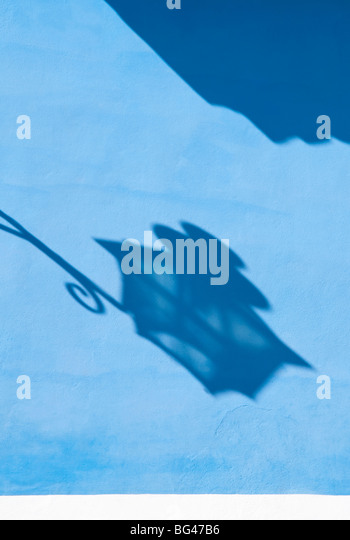 Shadows in Trinidad, Cuba, Caribbean - Stock-Bilder
