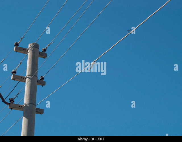 Electrical Wire: Knot In Electrical Wire