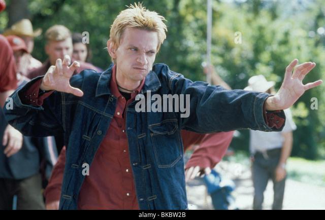 THE NEW GUY -2001 DJ - Stock Image
