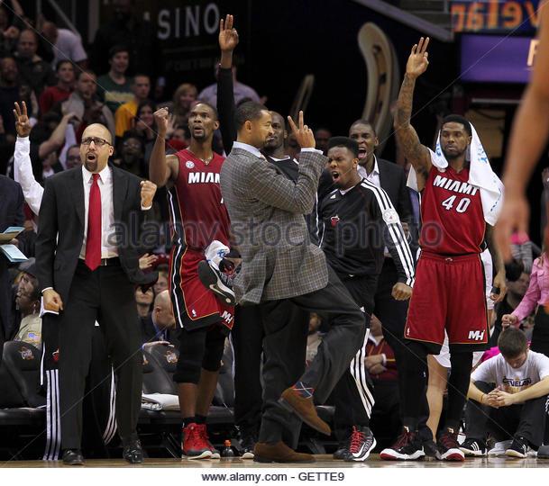 Miami Heat Basketball Players Stock Photos & Miami Heat