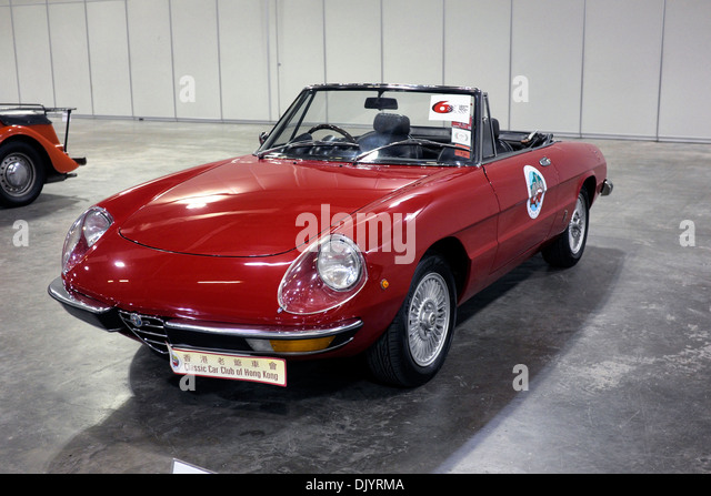 alfa romeo spider stock photos alfa romeo spider stock. Black Bedroom Furniture Sets. Home Design Ideas