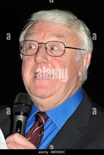 'John Carter' 'TV journalist' 'travel presenter' - Stock-Bilder