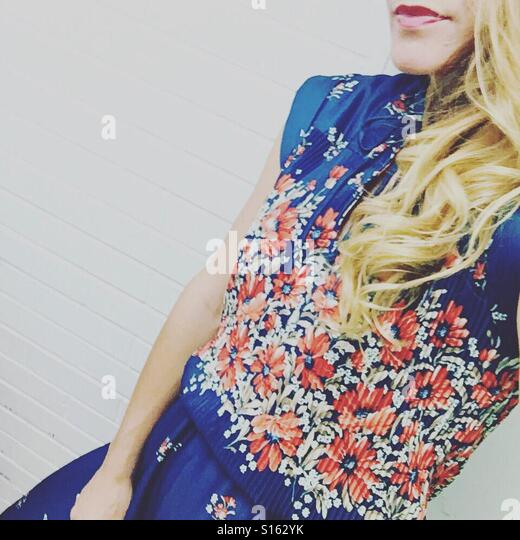Vintage dress always. - Stock-Bilder