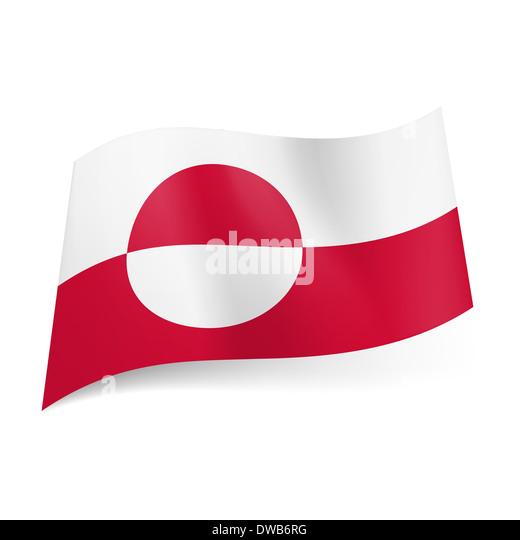 Greenland National Flag Stock Photos & Greenland National ...