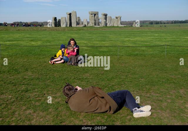 C a newham stonehenge
