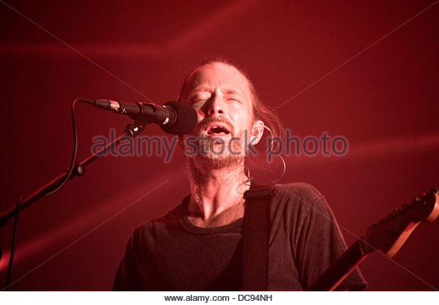 atom for peace 14 Concert 07/10/2013 - Stock-Bilder