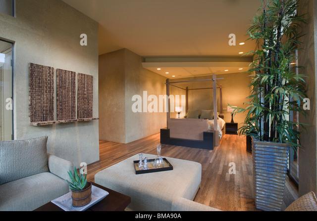 Giant Bamboo Living Room Mat
