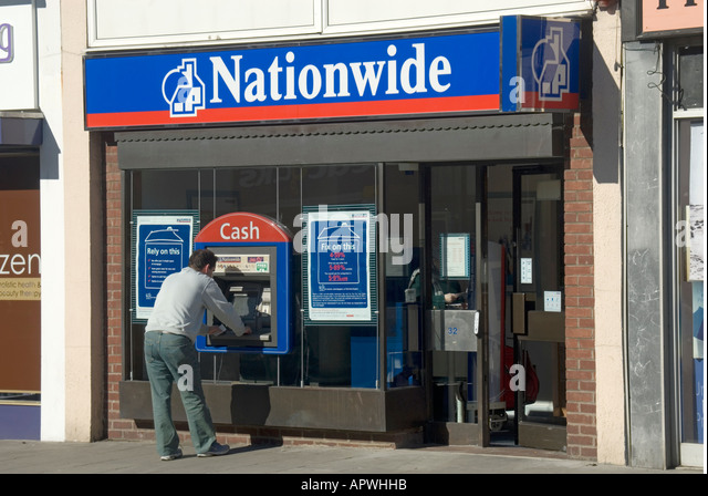 Nationwide Building Society Sale Branch