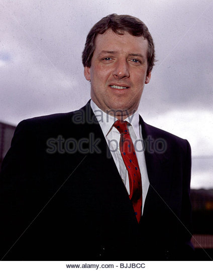SEASON 1988/1989 RANGERS Chairman David Murray - Stock Image