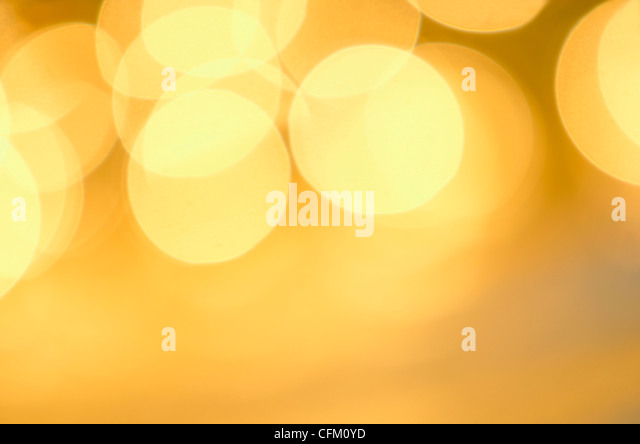 Glowing background, studio shot - Stock Image