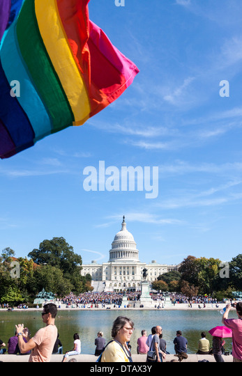 Gay pride week dc