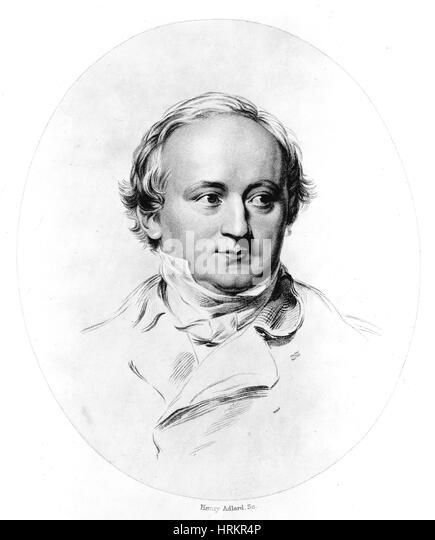 Baron von Bunsen, German Diplomat - Stock Image