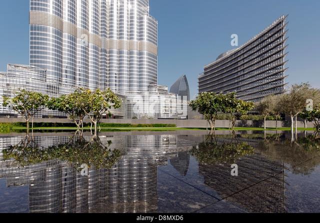 Armani hotel dubai stock photos armani hotel dubai stock for Dubai burj khalifa hotel
