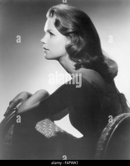 Lee Remick 1958 [Twentieth Century Fox Film Corpo] - Stock Image