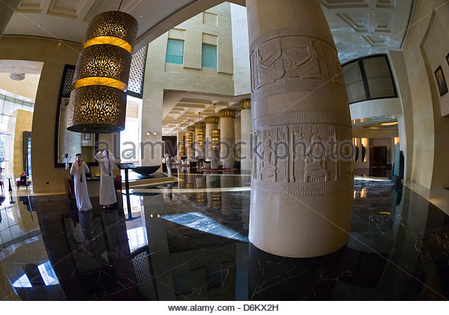 Egyptian themed hotel stock photos egyptian themed hotel for D shaped hotel in dubai