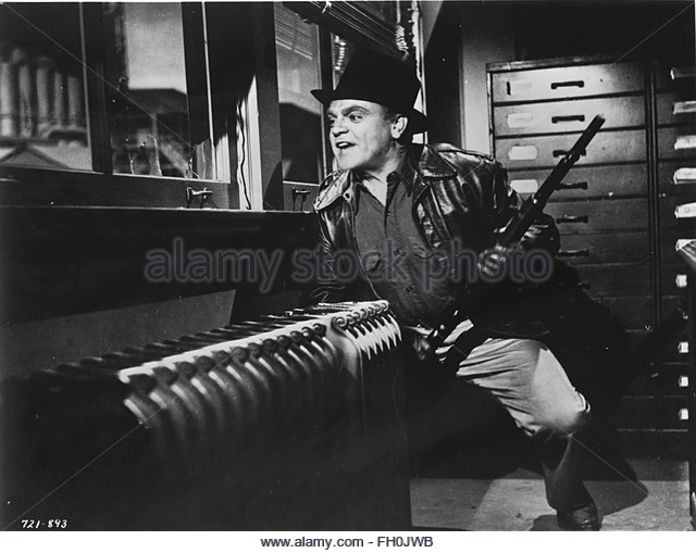WHITE HEAT (1949) - JAMES CAGNEY.  Courtesy Granamour Weems Collection. Editorial use only. Licensee must obtain - Stock Image