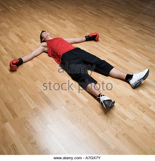 Boxer Knocked Out Stock Photos & Boxer Knocked Out Stock