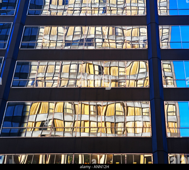New York City architecture - Stock-Bilder