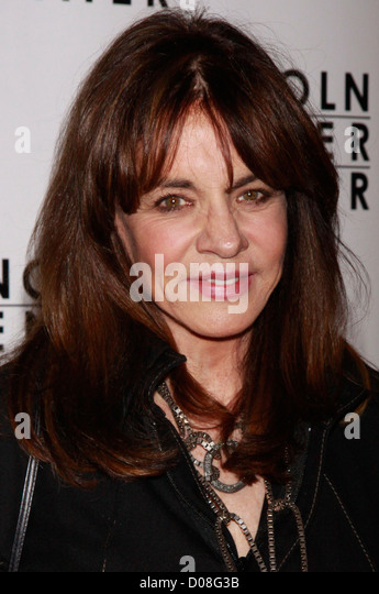 Stockard Channing Opening night after party for the Lincoln Center Theater Broadway production of 'A Free Man - Stock Image