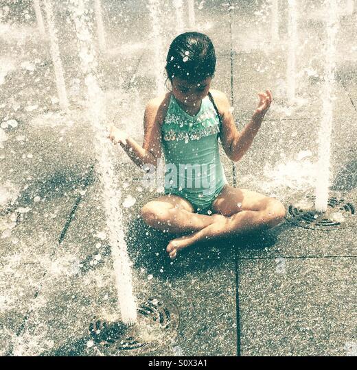 Summer Yoga - Stock-Bilder