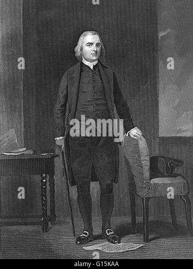 a biography of american statesman samuel adams Biography american statesman, a founding father of the us,, signer of the  declaration of indepence, and member of noted family his second.