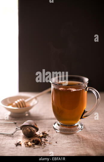 A Marble In A Cup Of Honey : Foreground stock photos images alamy