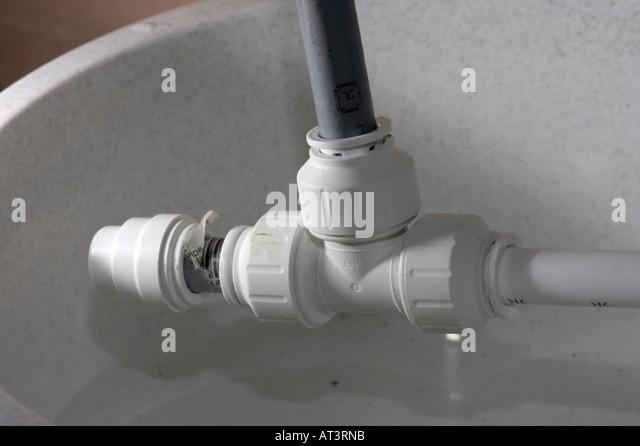 Leak pipe stock photos images alamy