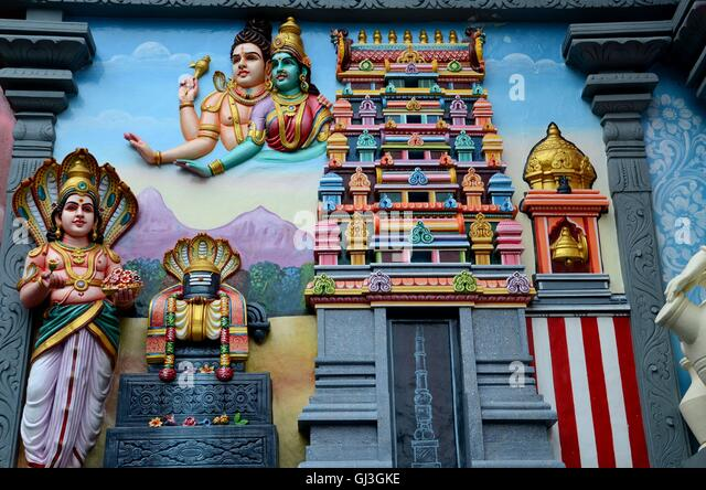 Ceylonese stock photos ceylonese stock images alamy for Mural fish in tamil